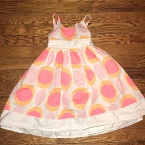 Carters Girls Easter Dress Size 4